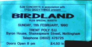 19900211 Birdland