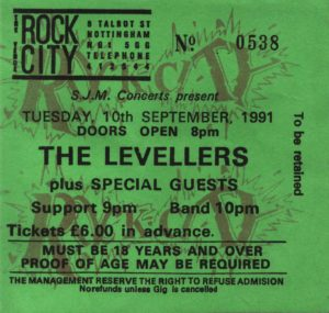 19910910 Levellers