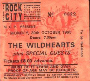 19951030 Wildhearts