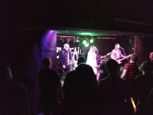 16 September 2017: The Doghouse, Nottingham, England, UK