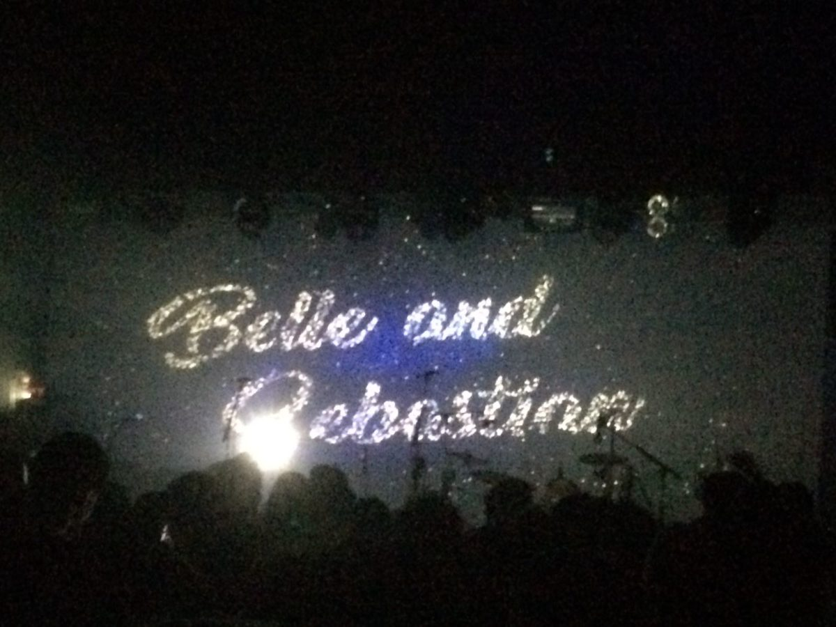 10 March 2018: Belle & Sebastian – Rock City, Nottingham, England, UK