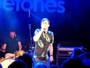 15 May 2018: The Bluetones - Rock City, Nottingham, England, UK