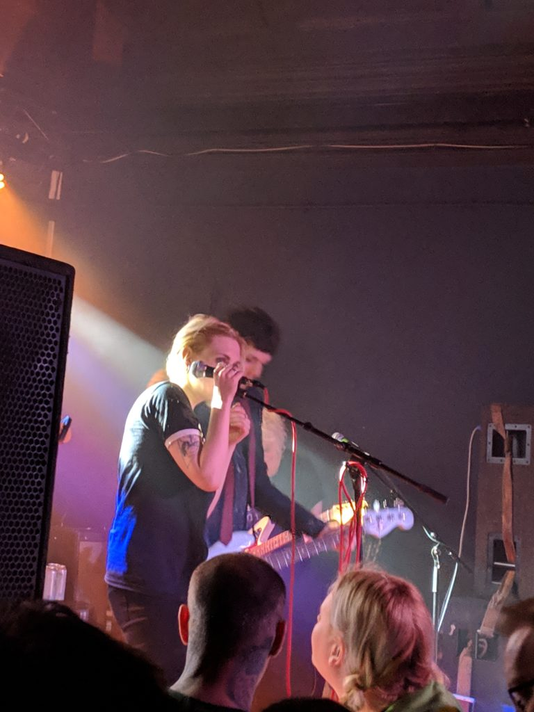 22 March 2019: Desperate Journalist - The Bodega, Nottingham, England, UK