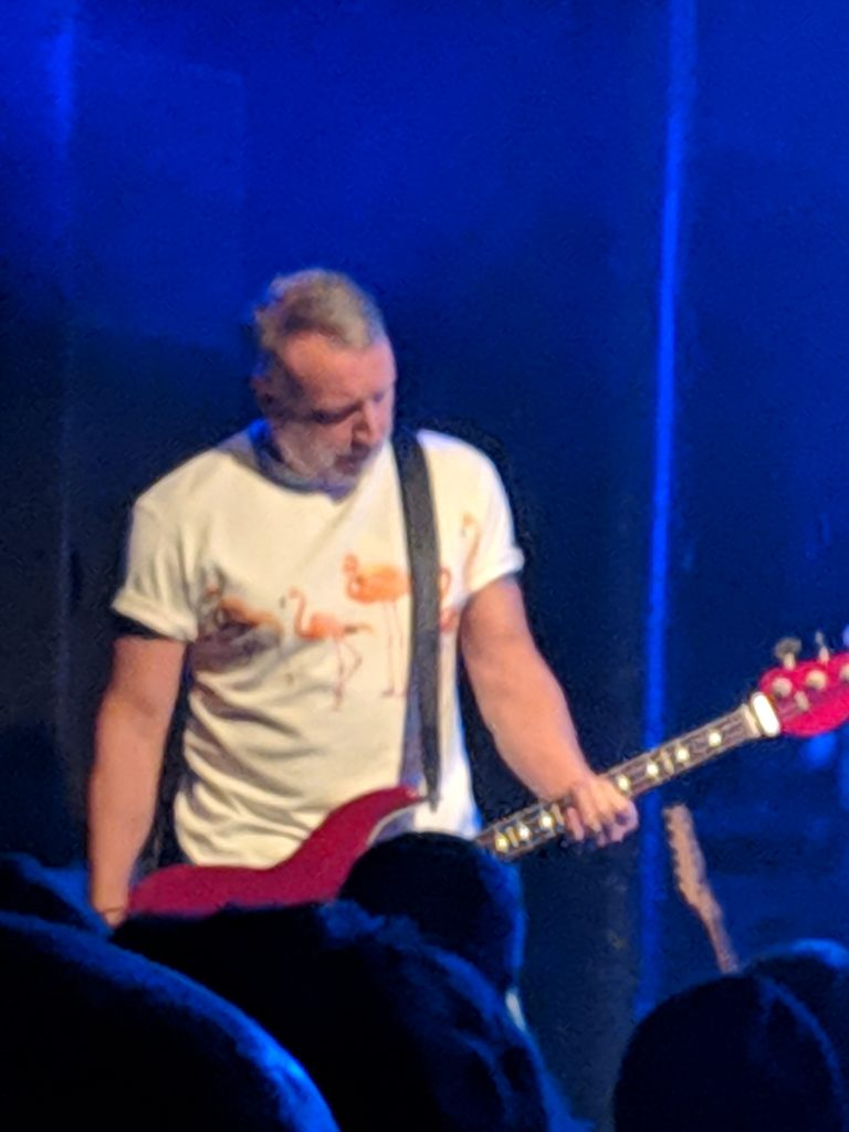 07 February 2019: Peter Hook & The Light - Rock City, Nottingham, England, UK