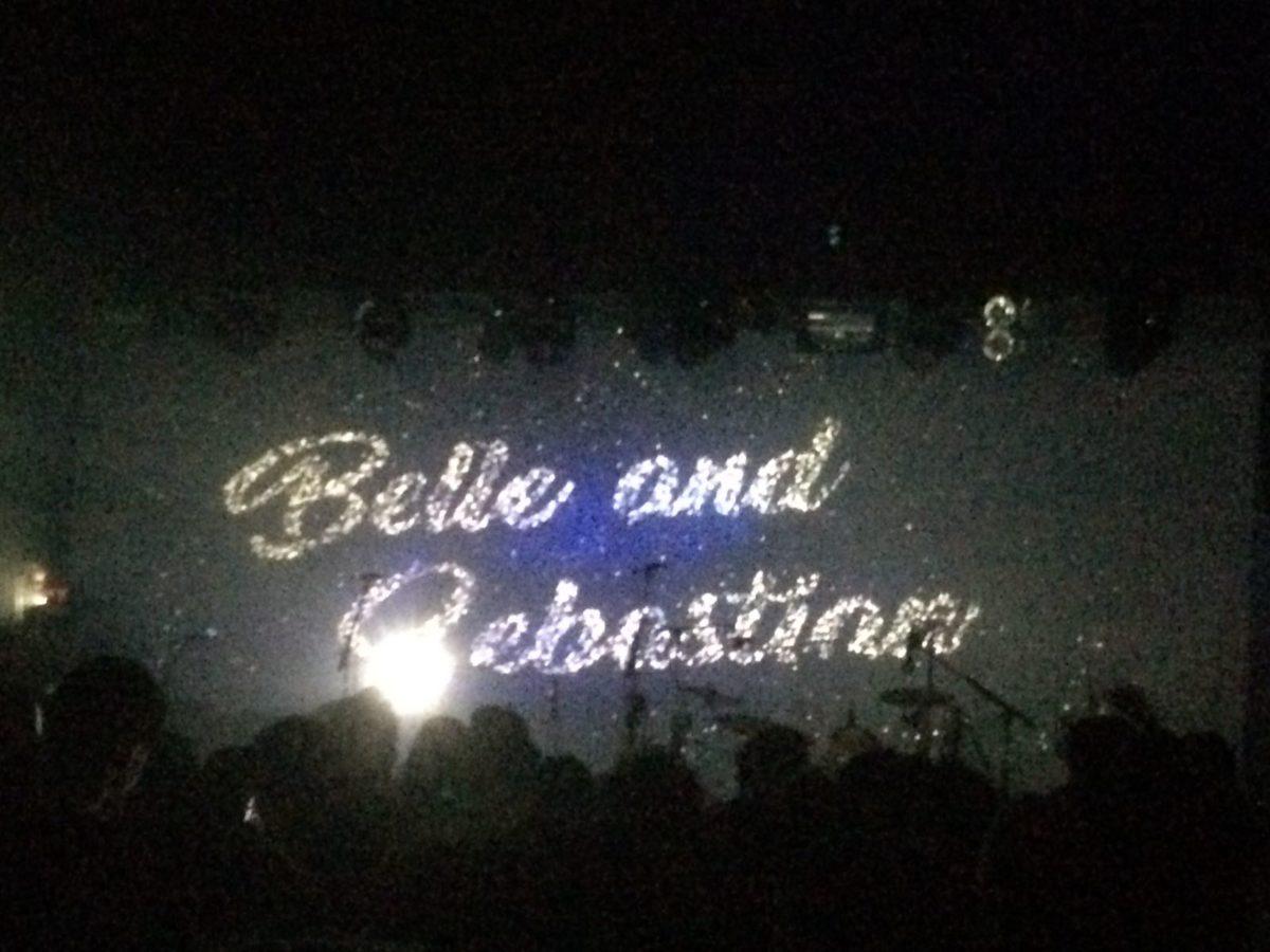 10 March 2018: Belle & Sebastian – Rock City, Nottingham, England, UK